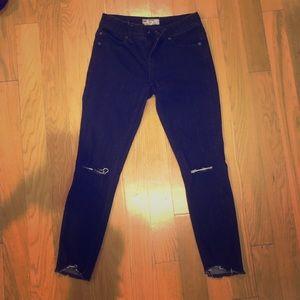 Black FP jeans